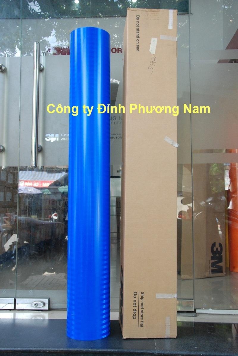 Màng phản quang 3M series 3400 - Màu Xanh Lam
