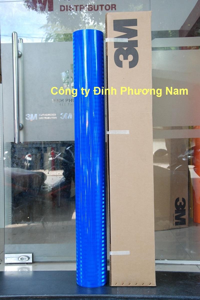 Màng phản quang 3M series 3900 - Màu Xanh Lam