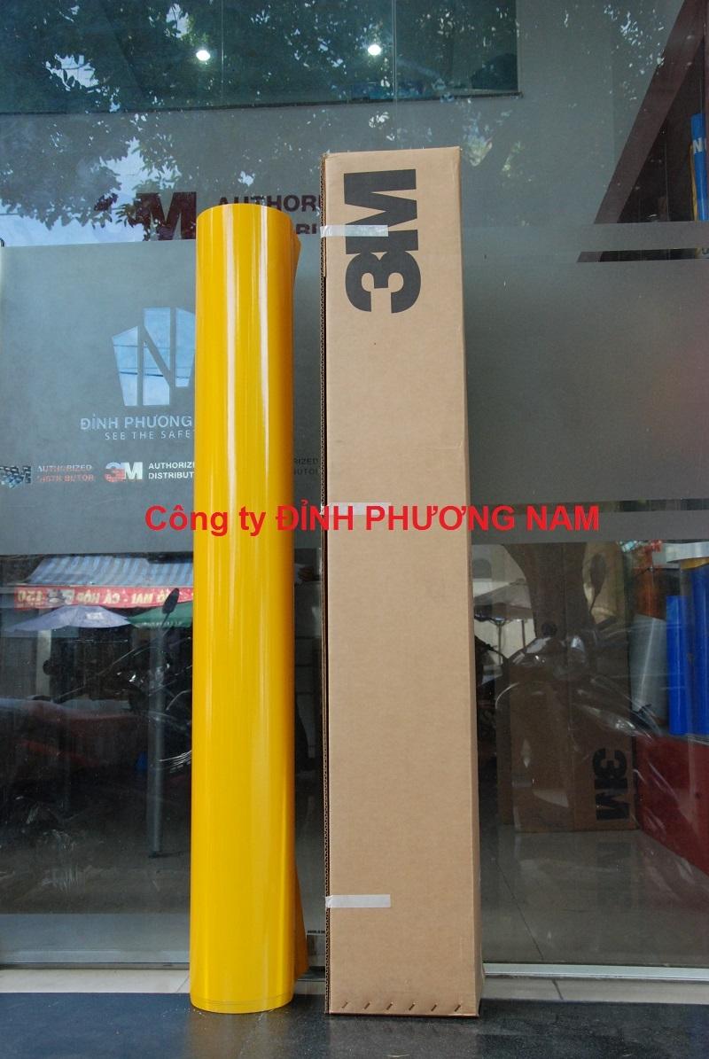 Màng phản quang 3M series 7900 - Màu Vàng